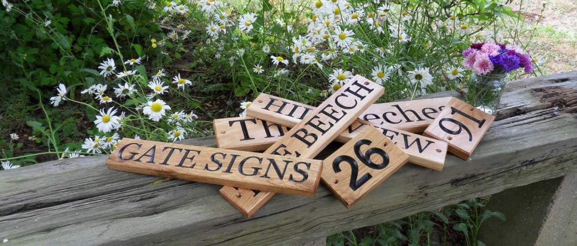 Oak Signs For Sale