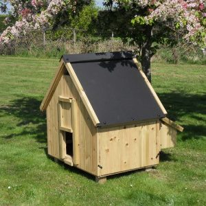 chicken house for 6 standard size hens