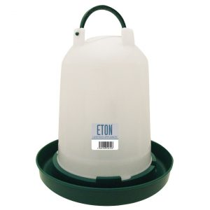 green chicken drinker, 6 litres