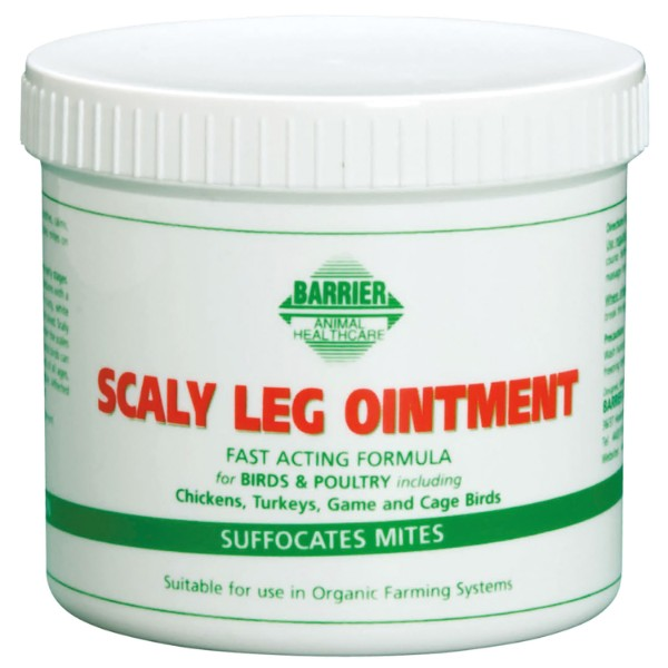 treatment for scaly leg in chickens