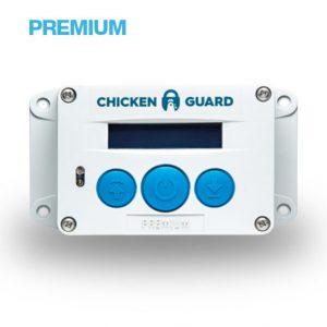 auto chicken coop door opener by chicken guard